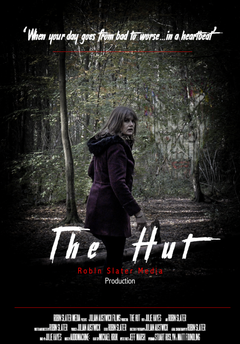 The Hut Poster
